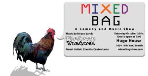 Mixed Bag Hugo House Flyer